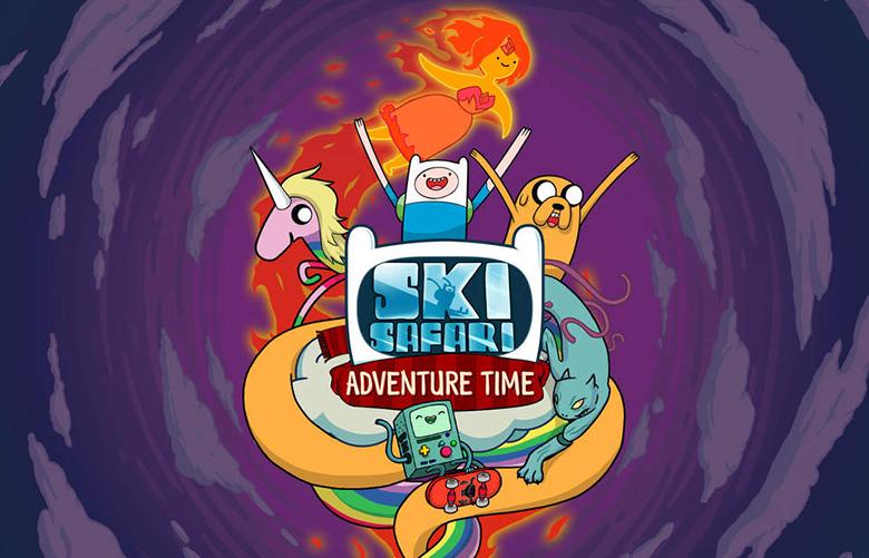 Ski Safari: iPhone ve iPad için Adventure Time, ÜCRETSİZ Promosyon Kodu alın 2