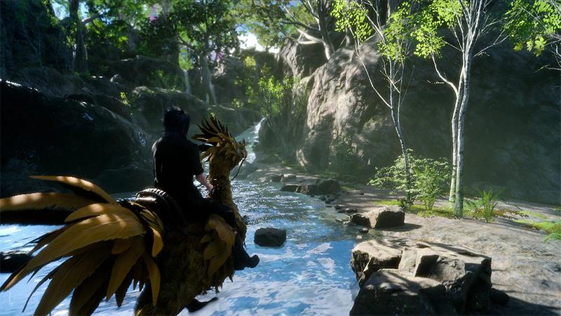 5 Final Fantasy XV İyileştirmeleri ASAP'ı Görmek İsterdik 6