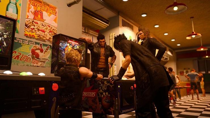 Final Fantasy 15'te Justice Monsters Five Nasıl Oynanır 15 3