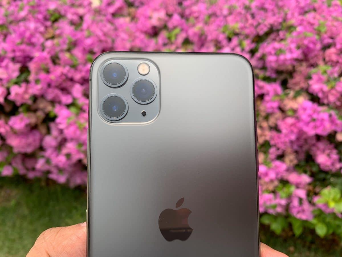 iPhone 11 Pro Max Kameralar