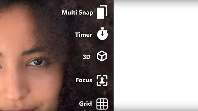 Artık Snapchat'te 3D Özçekimler Yapabilirsiniz 2