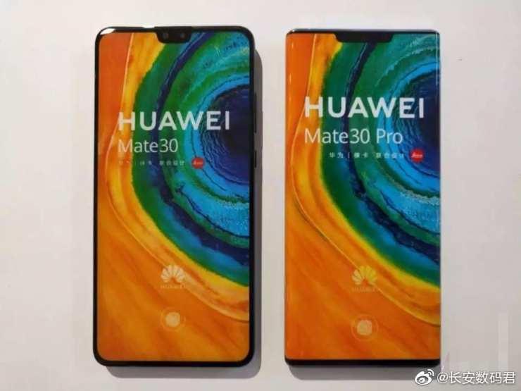 Mate 30 Pro ile Huawei Mate 30
