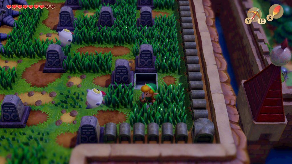 Zelda Efsanesi: Bağlantının Uyanışı - İsteğe Bağlı Renk Zindanının Kilidini Açma   Bonus Zırh Kılavuzu 2