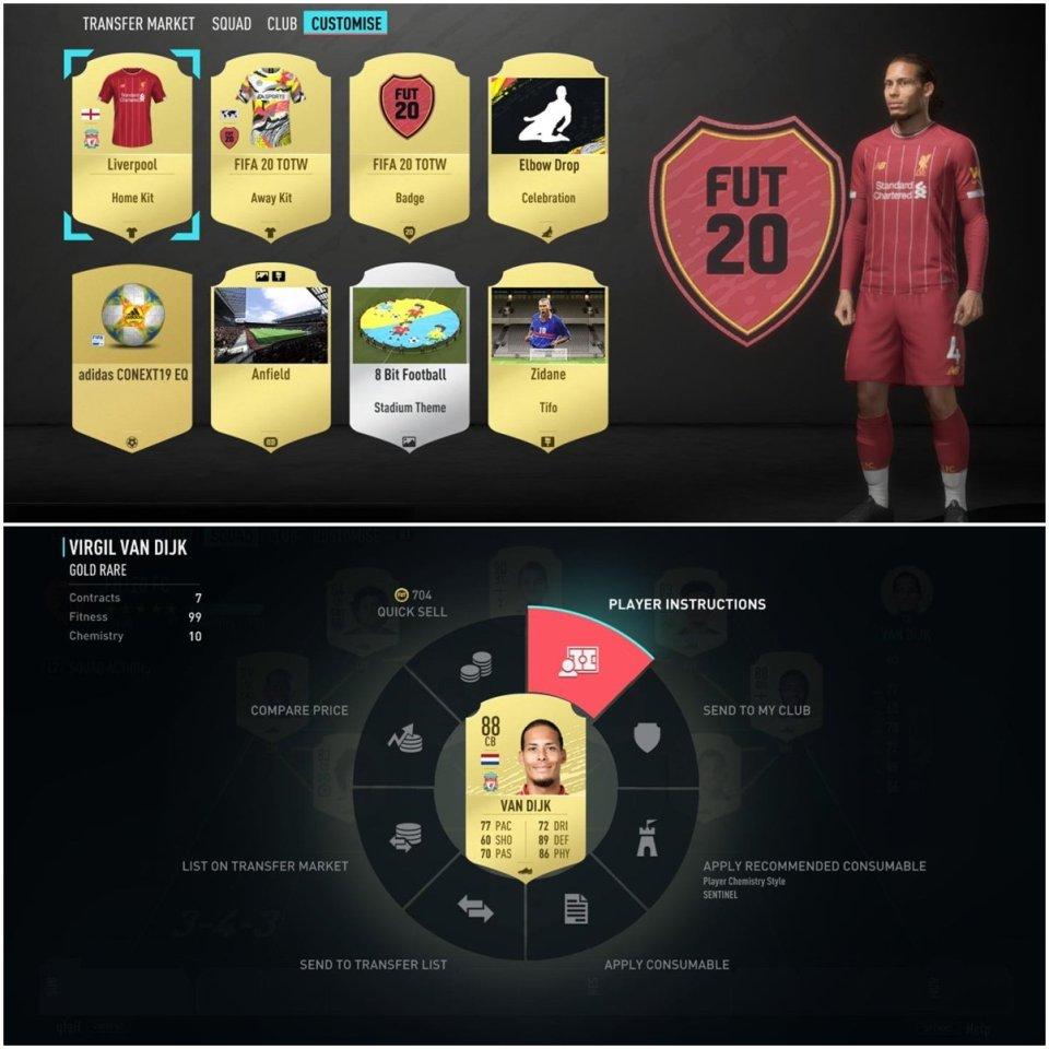 """FIFA 20 Ultimate Team, tüm mevsimde öğütmenizi sağlayacak rakipsiz bir """"yeniden oynatma değeri"""" ne sahip 4"""