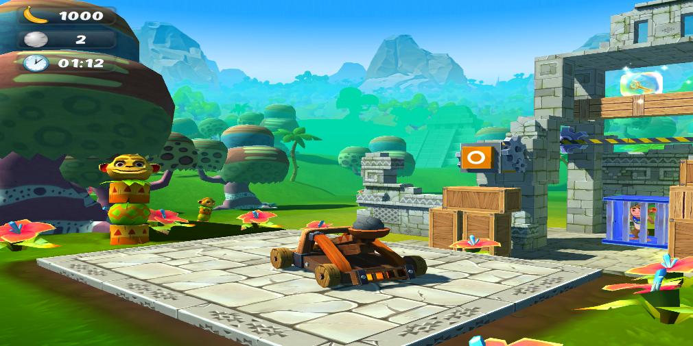 Bandai Namco'nun Tori'i mobil cihazlar için Nintendo Labo olabilir 2