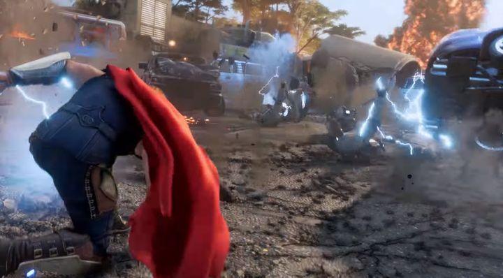 Square Enix'ten Marvels Avengers Yeni Bilgiler - fotoğraf # 3