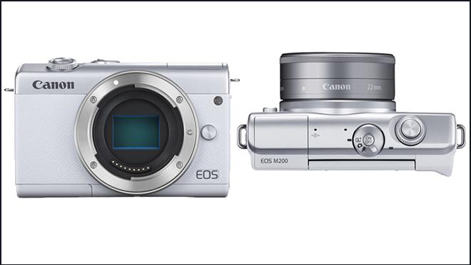 Canon, kullanıcı dostu özelliklere sahip EOS M200 sistem kamerasını duyurdu 3