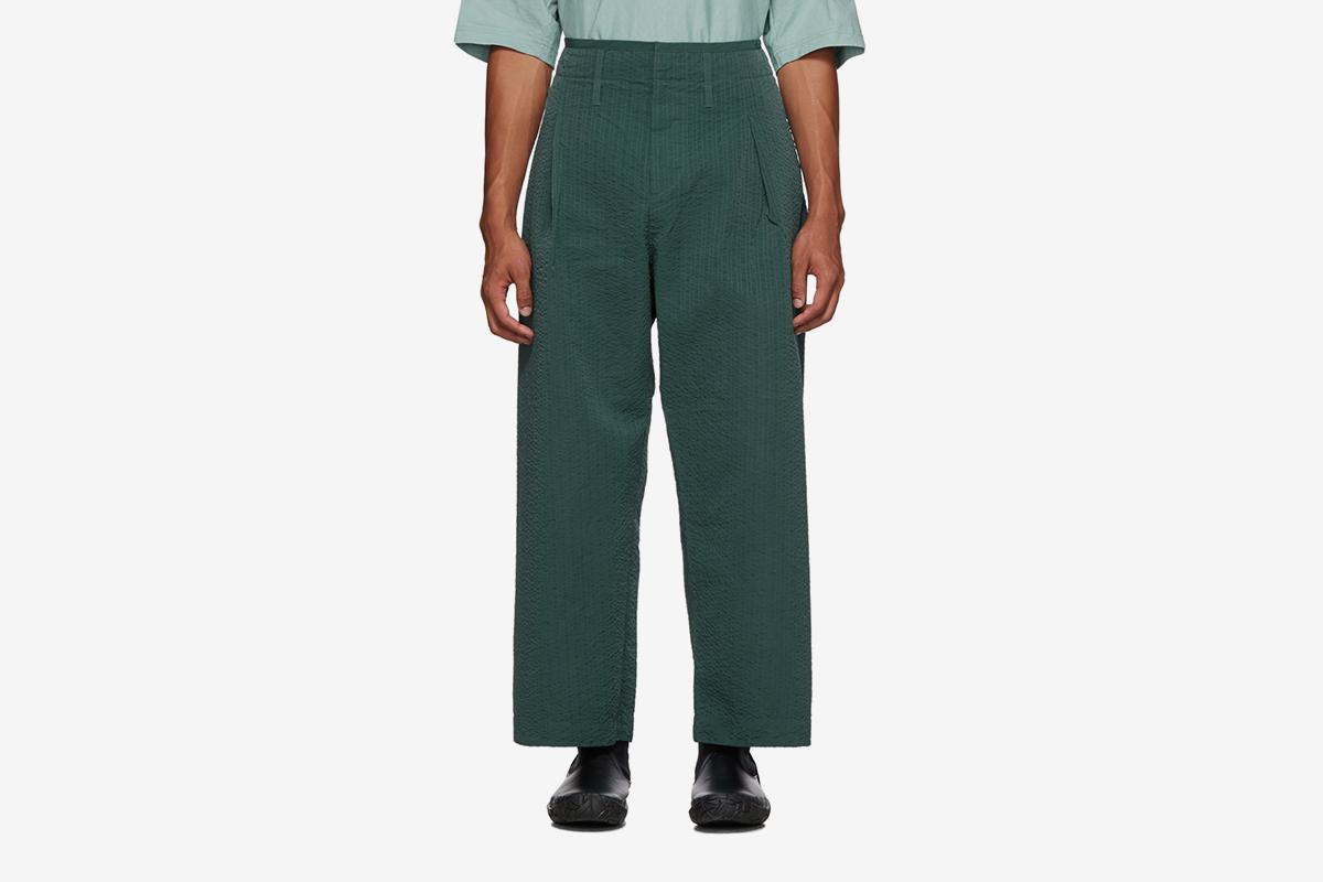 Satır Dikiş İşçi Pantolonu