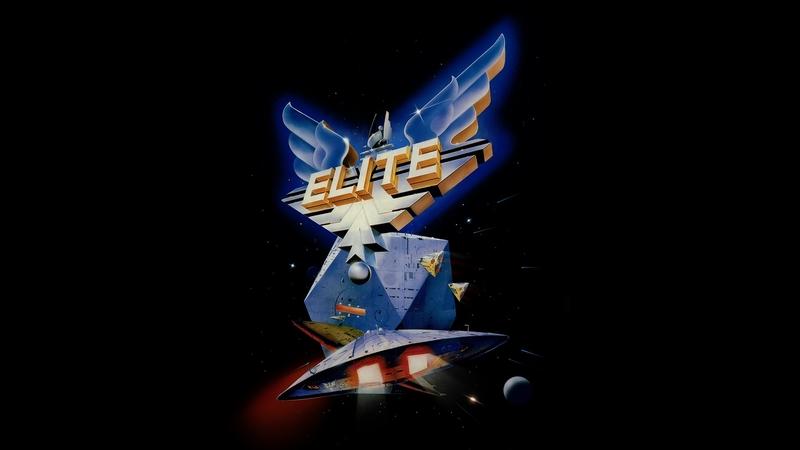 1984 Elite video oyununun ücretsiz bir kopyasıyla 35 yıllık Elite'i kutlayın 1