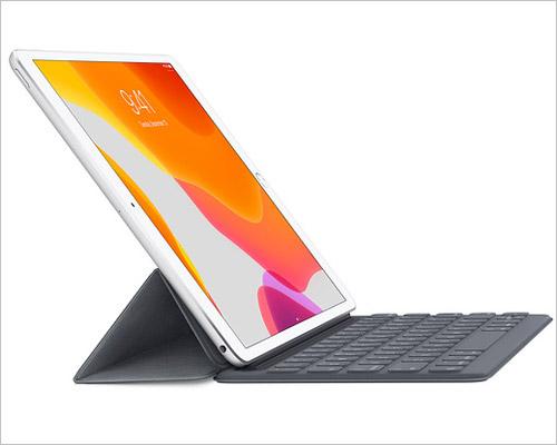 Apple  İPad 7 10.2-inç için Klavye Kılıfı
