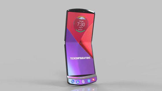 2020'de Katlanabilir Akıllı Telefon Pazarı için Zorlu Yarışma 1