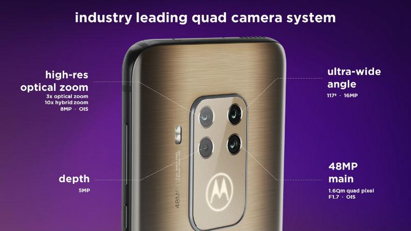48MP Dörtlü Kamera Kurulumu ve 4000mAh Pil ile Resmen Başlatılan Motorola One Zoom 1