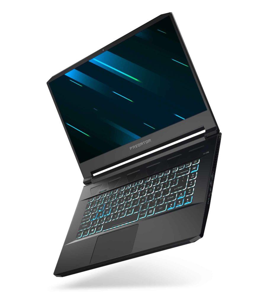Acer ince ve hafif Predator Triton 300 oyun notebook'u ve Predator Thronos Air sürükleyici oyun koltuğunu sunar 1
