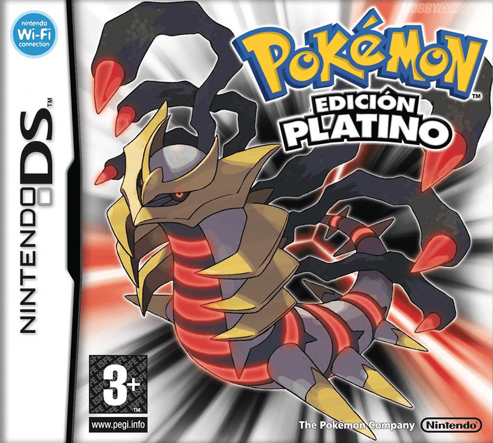 Android için Pokemon Platin 1