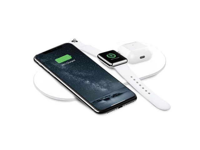 Apple    AirPower'ı düşürmüş olabilir, ancak ucuza bir şarj pedi olabilir.