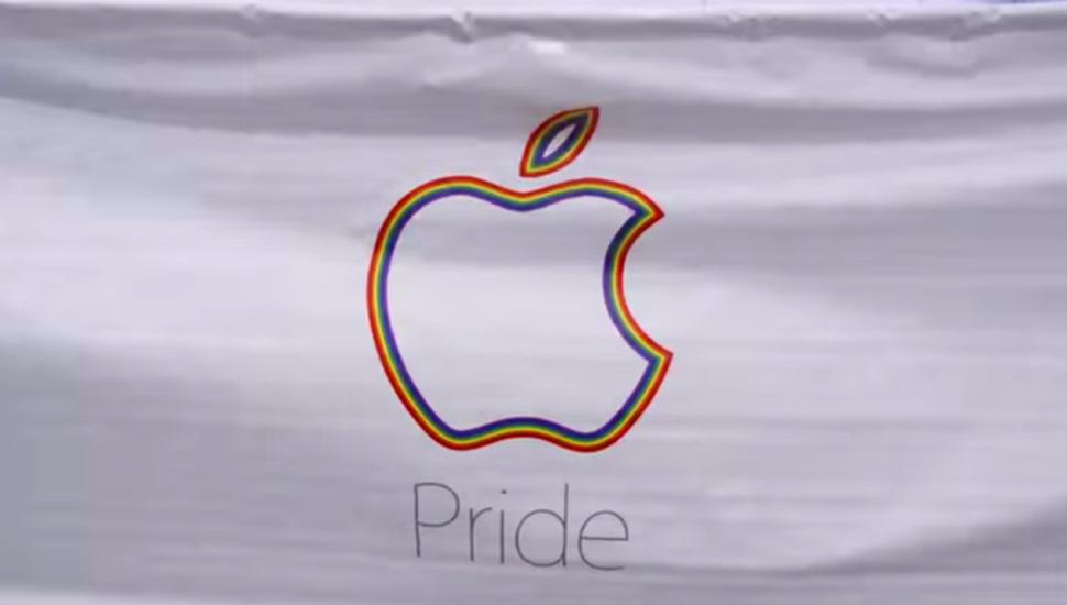 Apple Gay Pride'yi destekleyen bir video yayınladı 1