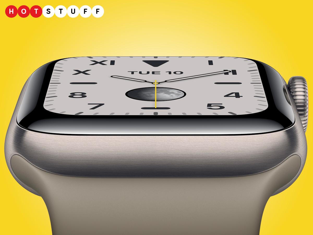 Apple Watch Seri 5 her zaman açık Retina ekrana sahip 1