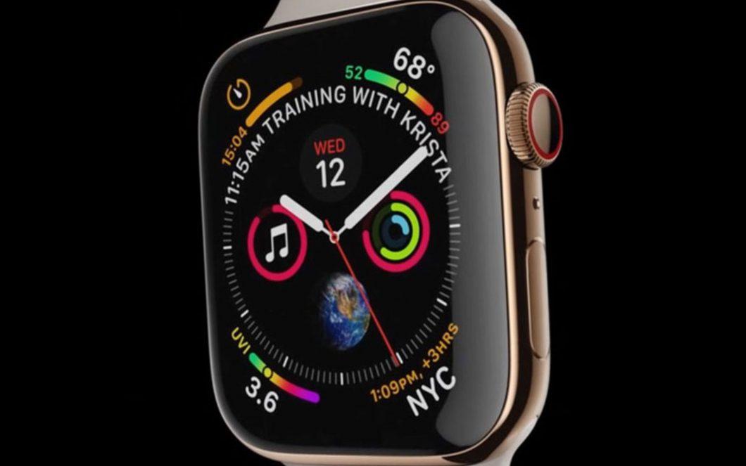 Apple Watch Seri 5 resmidir: tüm detaylar 1
