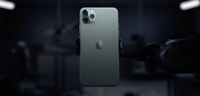 Apple Yeni iPhone 11 Pro'nun tanıtım videosunu yayınlayın 1