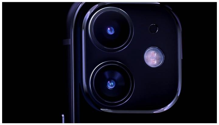 Apple az önce yeni iPhone 11'i tanıttı 2
