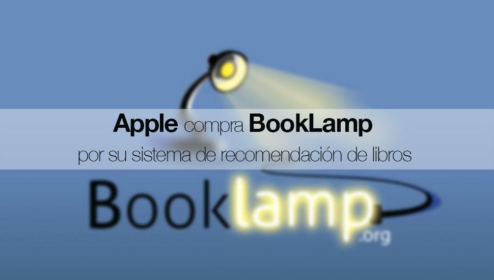 Apple kitap önerme sistemi için BookLamp satın al 1