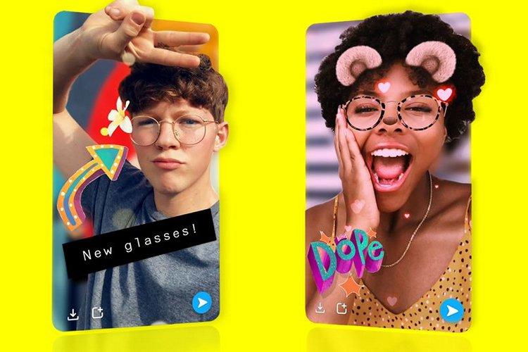 Artık Snapchat'te 3D Özçekimler Yapabilirsiniz 1