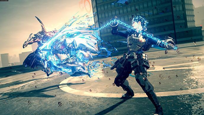 Astral Chain birçok etkisi olan bir oyundur, ancak çok yeni geliyor 1
