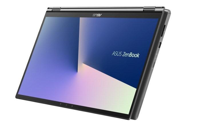 Asus ZenBook 14, 15 ultrabook ve ZenBook Flip 13 üstü açılabilir Hindistan'da piyasaya sürüldü 1