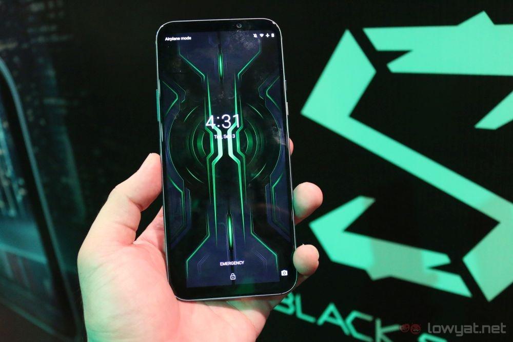 Black Shark 2 Pro Hands-On: Pro Moniker'i Kazanmak İçin İnce Değişiklikler 1