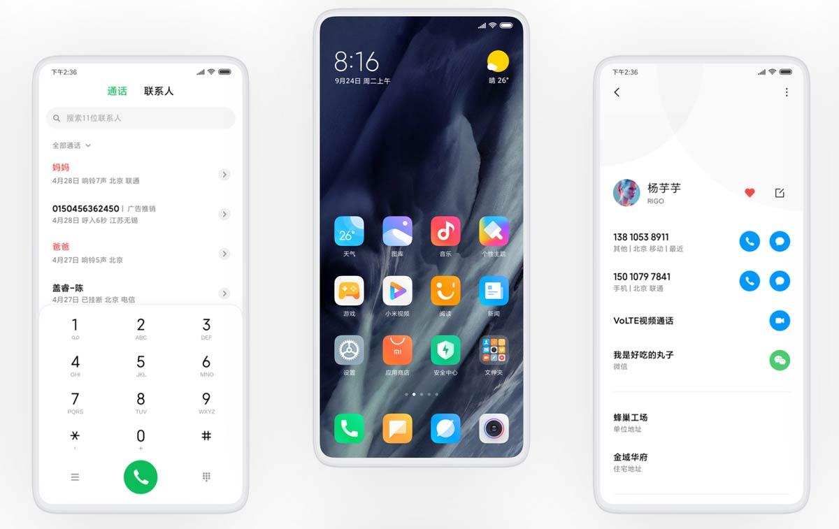 Bu MIUI 11: Yeni Xiaomi katmanının tüm özellikleri