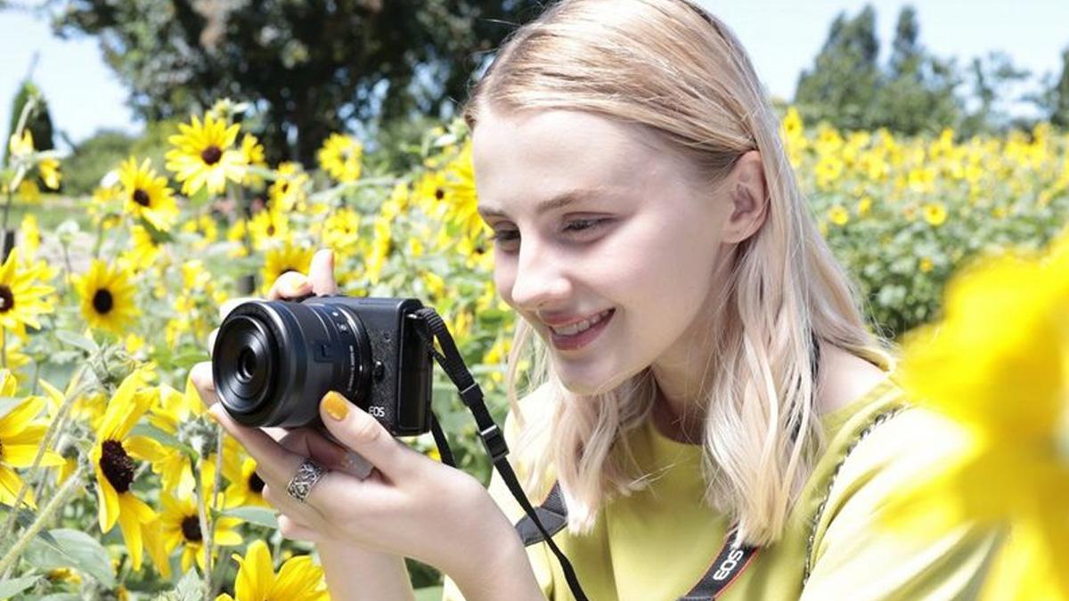 Canon, kullanıcı dostu özelliklere sahip EOS M200 sistem kamerasını duyurdu 1