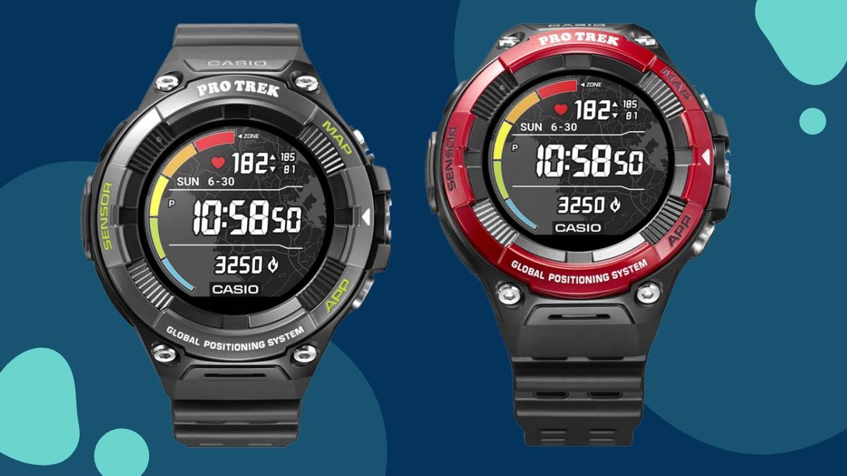 Casio WSD-F21HR smartwatch sizin gibi dış mekan meraklıları için tasarlanmıştır 1