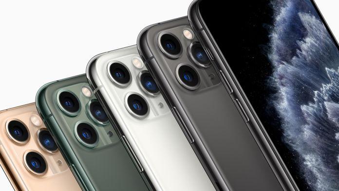 iPhone 11 Pro Max Basın Görüntüsü