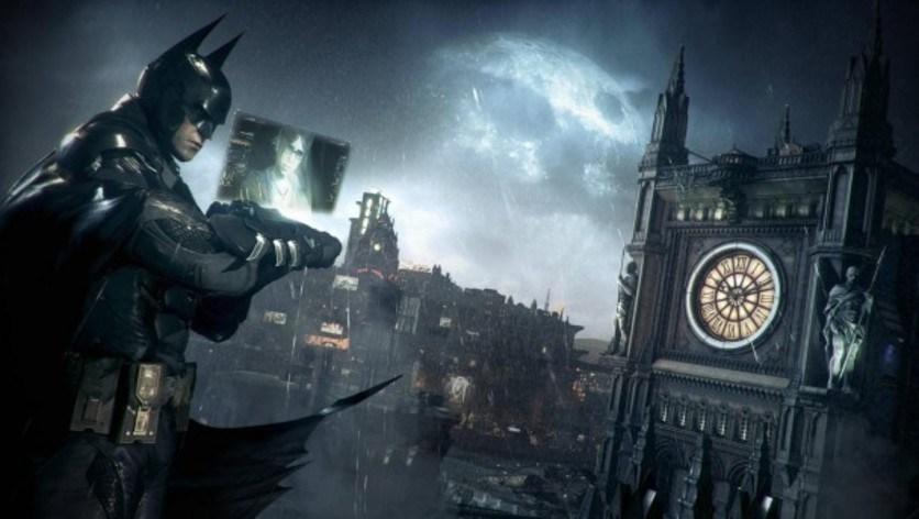 Yarasa kostümü giymeye ve Gotham Şehri'ni kurtarmaya hazır mısın?