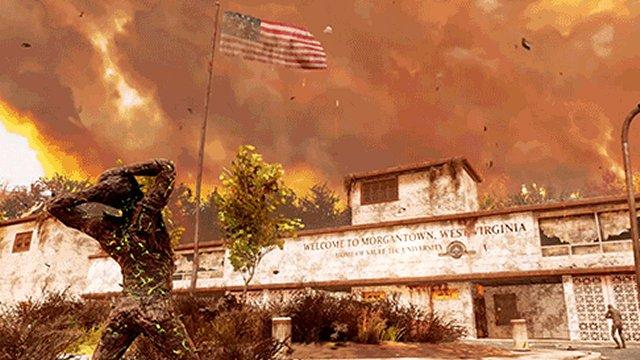 Fallout 76 savaş royale Morgantown haritası yakında geliyor 1