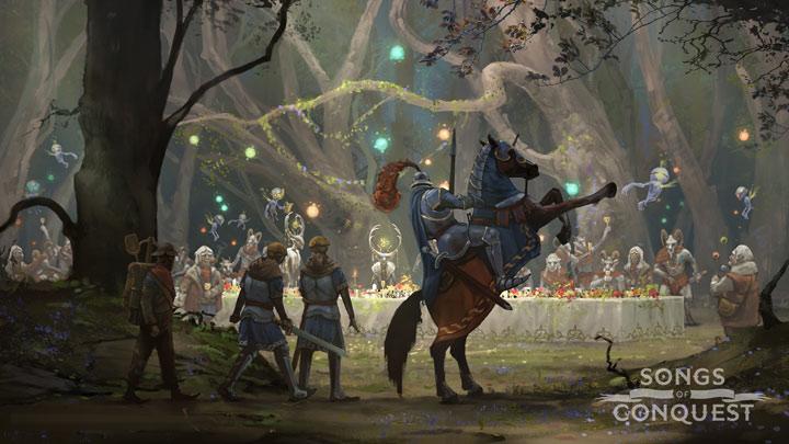 Conquest Şarkıları - Might ve Magic Heroes'un Varisi 2 Açıklandı - resim # 1