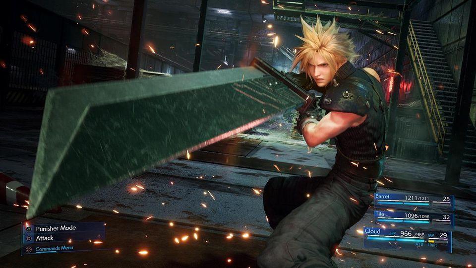 Final Fantasy VII Remake Uygulamalı | Daha da iyi bir destansı masal 1