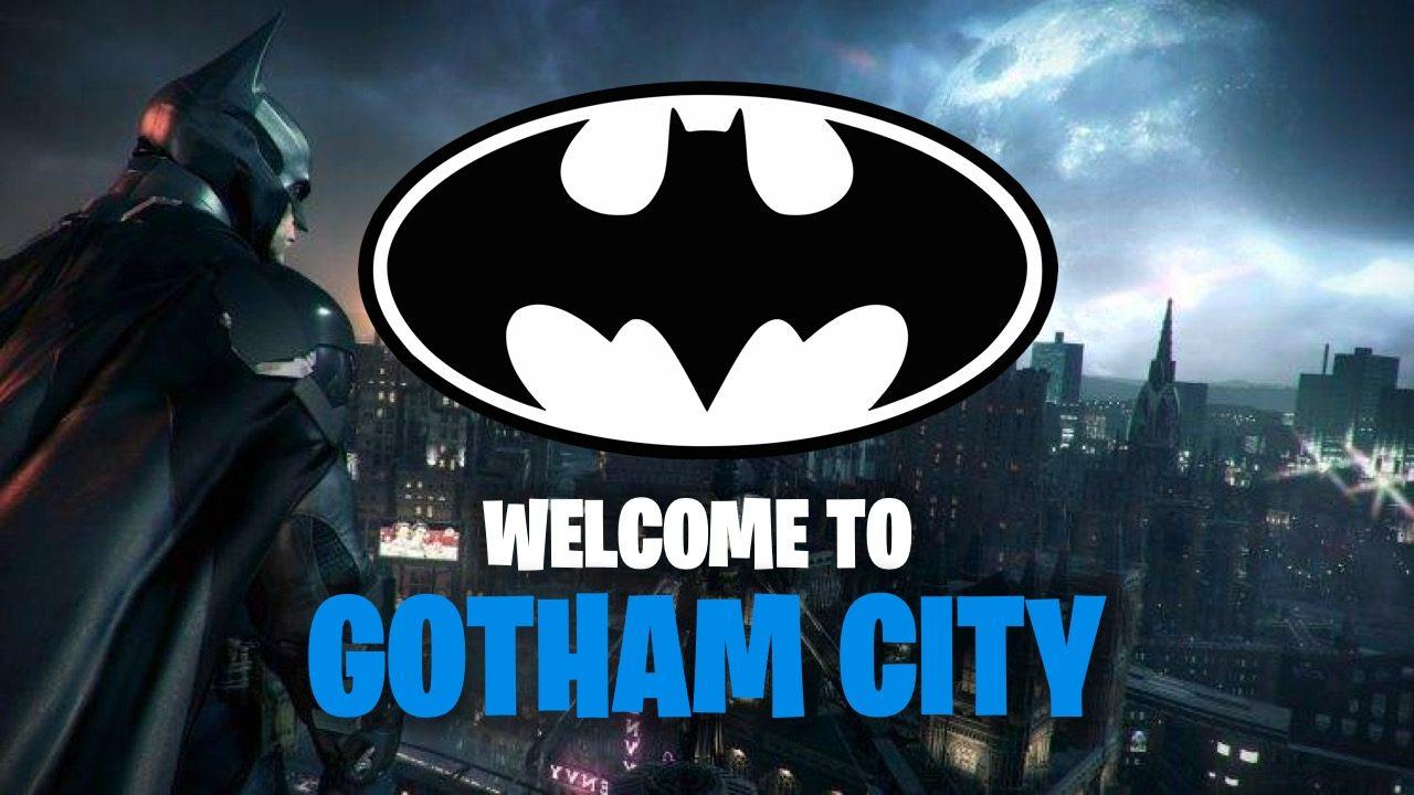 Fortnite Got Gotham City'ye hoş geldiniz 'Batman olay zorlukları sızdırıldı 1