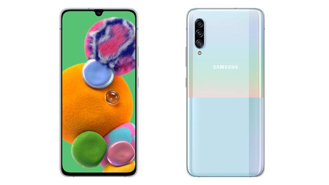 Galaxy A90 5G, hayallerinizdeki ucuz, düz ekran S10 + 2