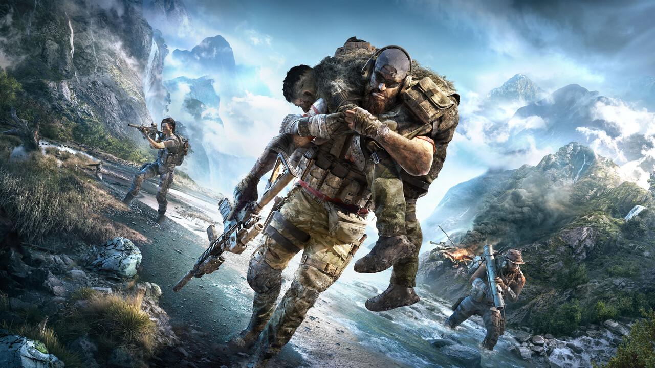 Ghost Recon: Breakpoint: Ubisoft, EA'nın adımlarını bırakarak serbest bırakmayı takip ediyor