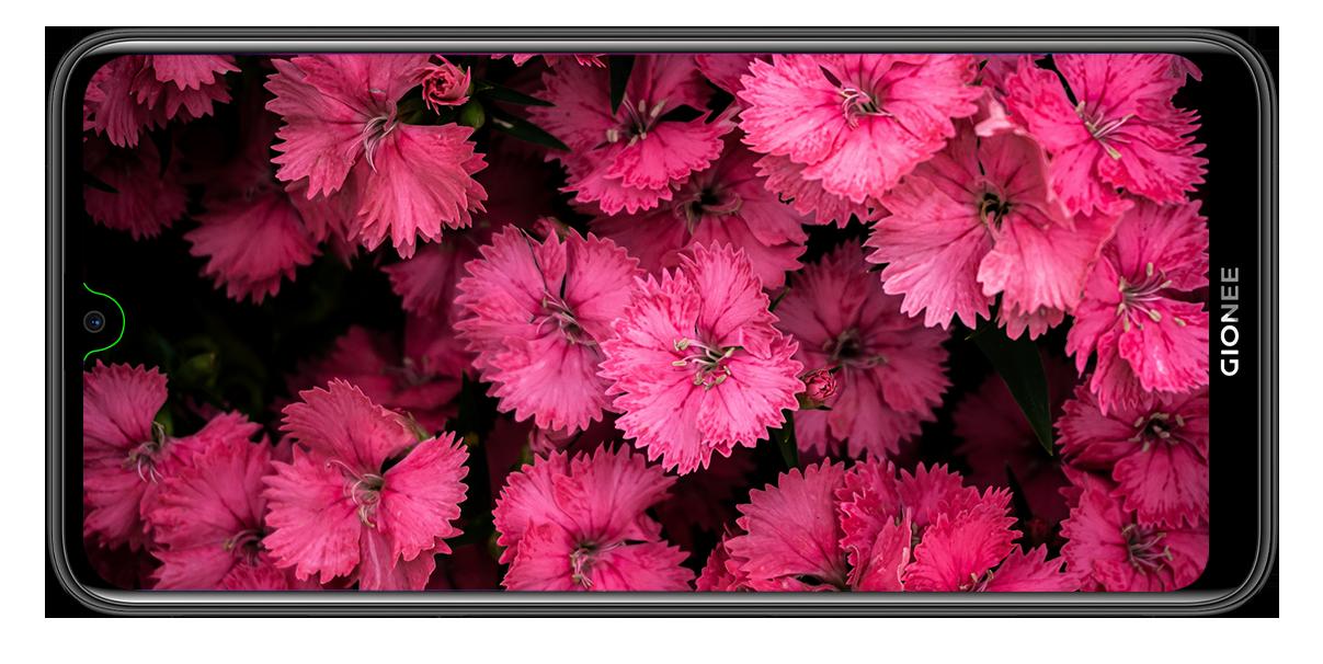 Gionee F9 Plus Ekranı