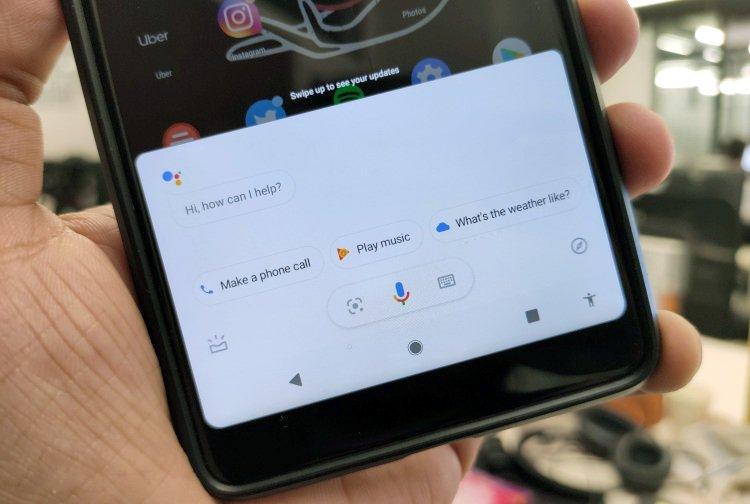 Google Çok Yakında Aramanıza İzin Verecek Akıllı Ekranlar Özelliği Ekleyebilir 1
