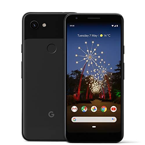 Google Pixel 3A 64 GB Akıllı Telefon Android 9.0 (3 A, Sadece Siyah)