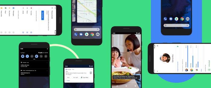Android 10 Fabrika Resimleri, Google Piksel Telefonları İndirin
