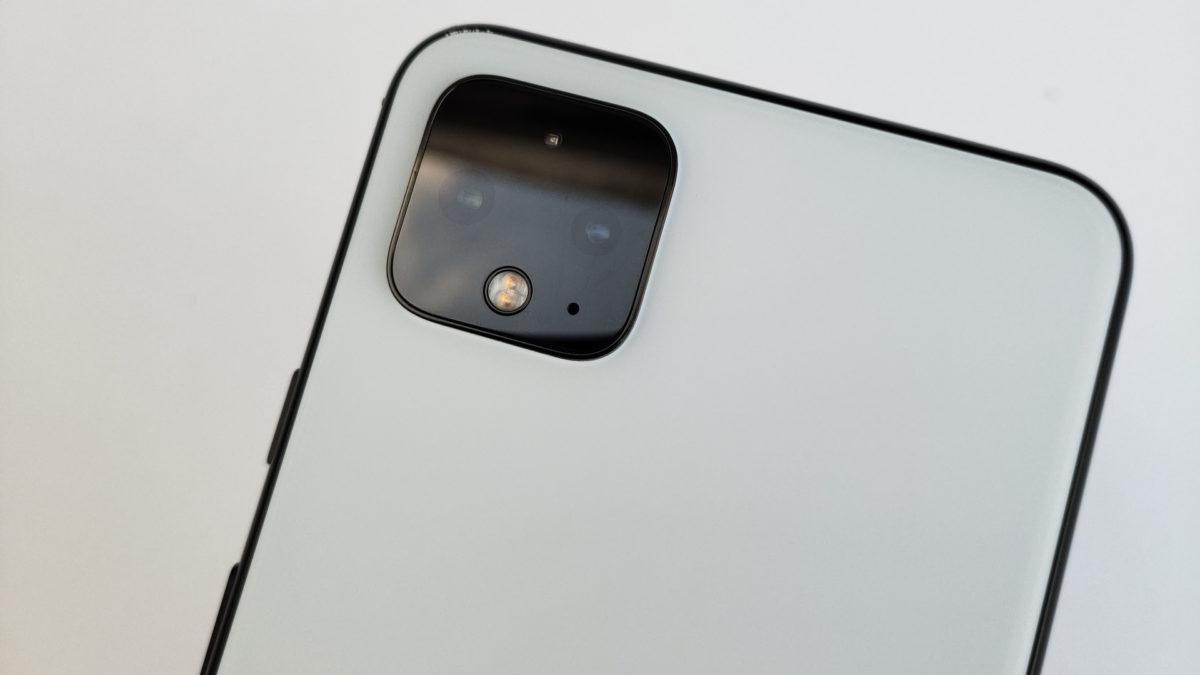 Google Piksel 4 Sızan Görüntü Kahramanı