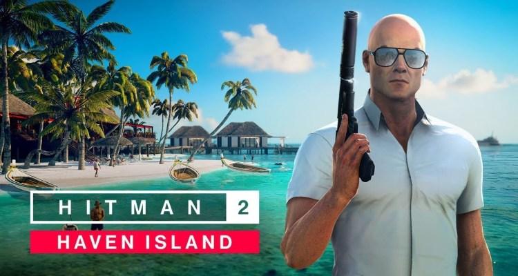HITMAN 2 - Yeni Konum Haven Haven Adası'nın şu anda PC, PS4 ve XB1'de mevcut olması; Ekran Görüntüleri ve Bilgilendirme Videosu 1