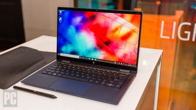 HP, İş Kullanıcıları İçin Süper Hafif Elite Dragonfly Dizüstü Bilgisayarını Tanıttı 1
