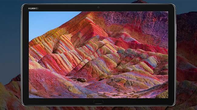 Hindistan'da M-Pen Lite Stylus ile Huawei MediaPad M5 Lite piyasaya sunuldu: Fiyat, Özellikler 1