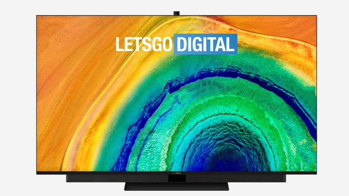 Huawei 4K Vision TV, çoklu ekran boyutlarıyla tanıtıldı 1