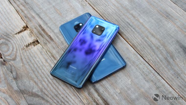 Huawei Mate 30 Pro 19 Eylül'de duyurulacak 1